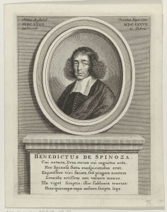 Portrait Spinoza